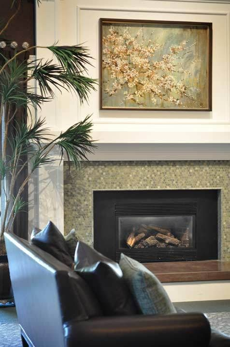 Fireplace makeover hints