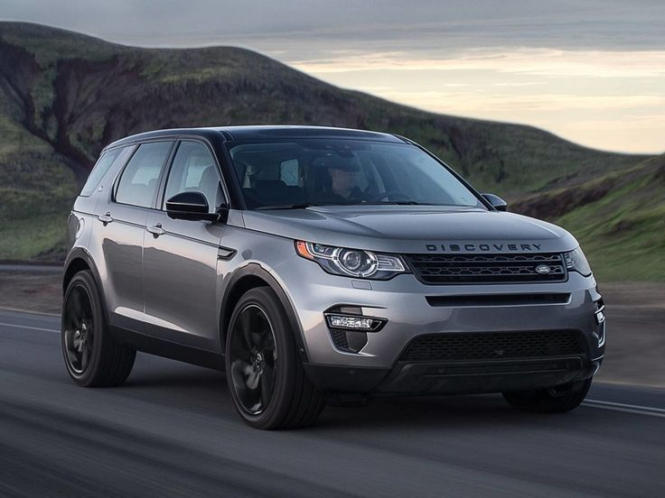 The 2016 Land Rover Discovery Sport - Coming soon to LRSD.