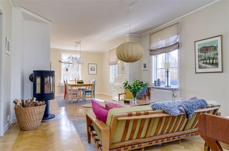 Vardagsrum vardagsrum soffa : Vardagsrum. Soffa i design av Svante Skogh. | VÃ¥r ...