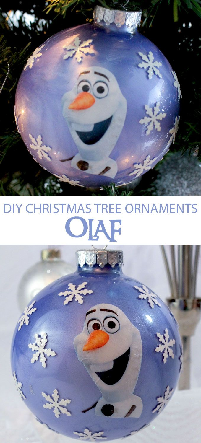 Looking for christmas ornaments - Diy Frozen Christmas Ornaments