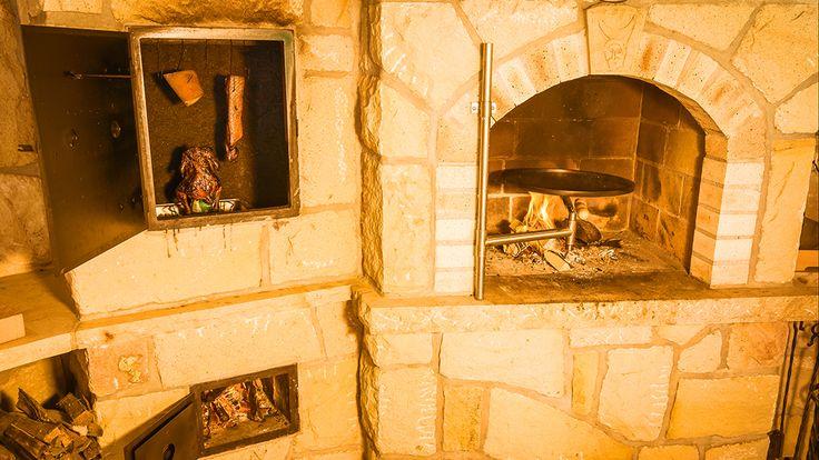 Kamenná kuchyně La Provence pohled 4