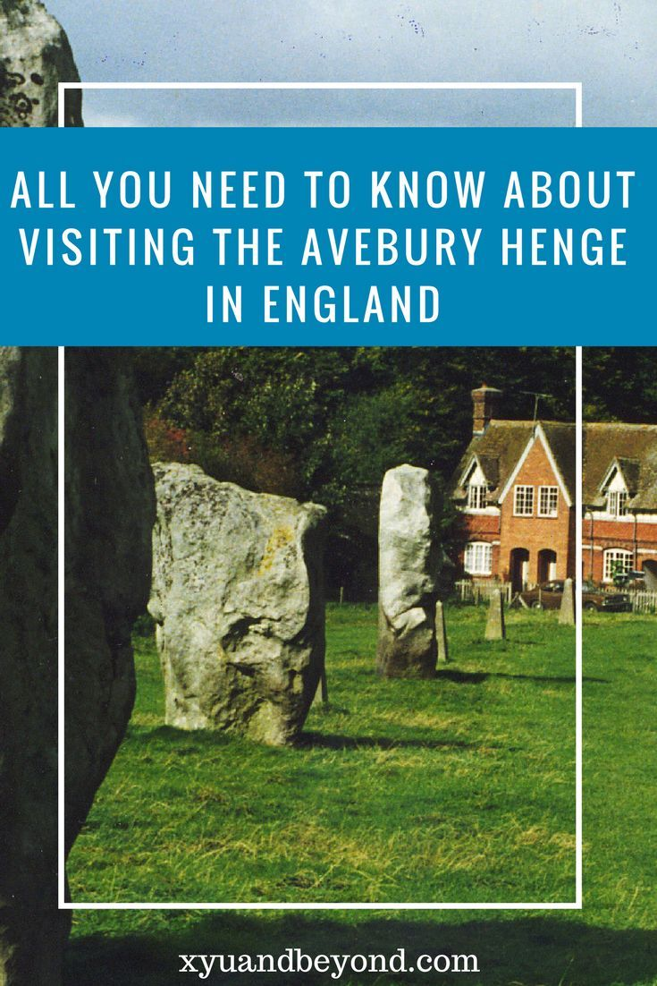 Most North Americans have heard of Stonehenge but few have heard of Avebury Henge, which is a much more accessible site. #england #henges #stonecircles #aveburyHenge #stonehenge #visitingEngland #touringEngland #neolithicEngland