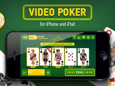 Dribbble - Video Poker by Happymagenta by Artsiom Grlmc