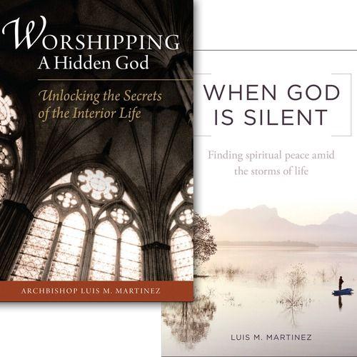 When God is Silent & Worshipping a Hidden God (2 Book Set)