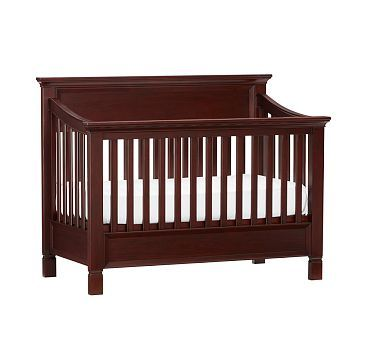 Larkin 4 In 1 Convertible Crib 4 In 1 Crib Cribs Wood Crib