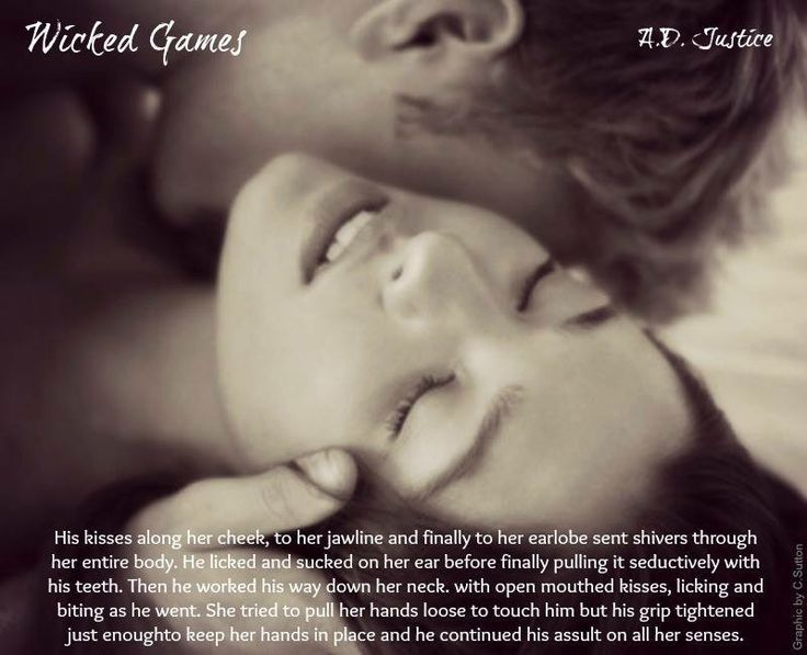 Wicked Games ~ AD Justice