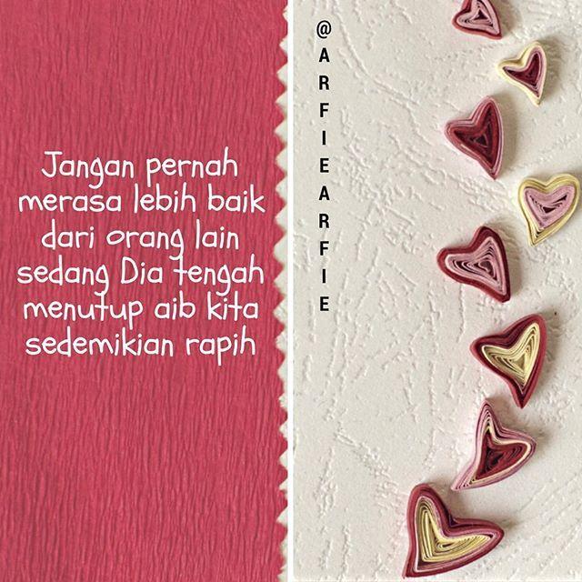 Penuhi hidup dengan selalu memperbaiki diri, sikapmu adalah cerminan hatimu :')