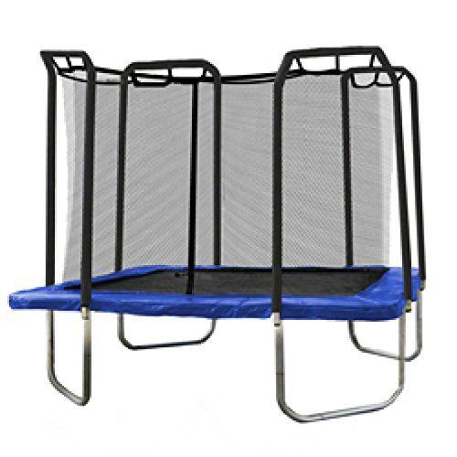 Skywalker Square Trampoline Safety Pad (Spring Cover) for 13ft x 13ft Trampoline  Blue