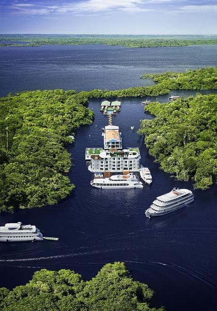 Manaus, Amazonas. Brazil