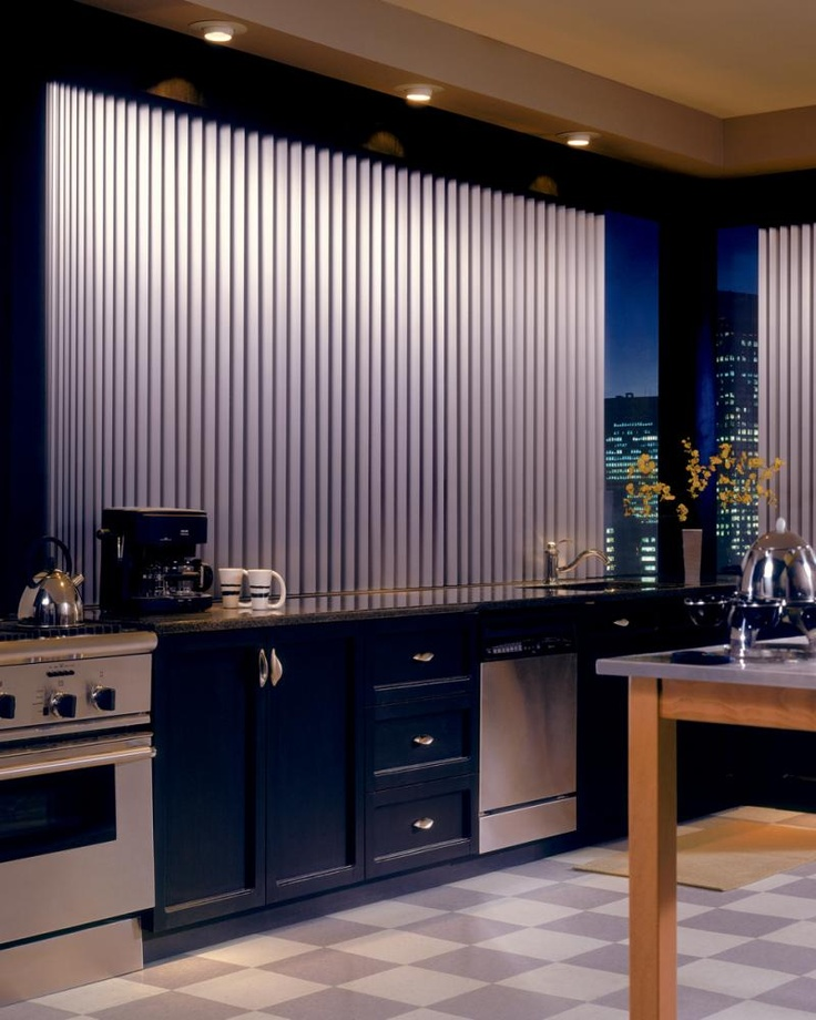 Vertical Blinds For Your NYC Loft. Top 6 Blinds And Shades For SOHO NYC  Lofts. Contemporary ...