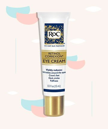 Thanks to retinol eye creams -- which are shockingly gentle, BTW -- crow's feet are now optional
