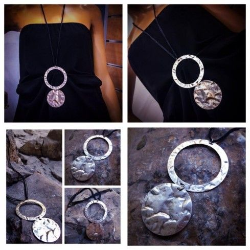 Pure Greek inspiration by Demetrios Collezioni! A necklace to keep forever!