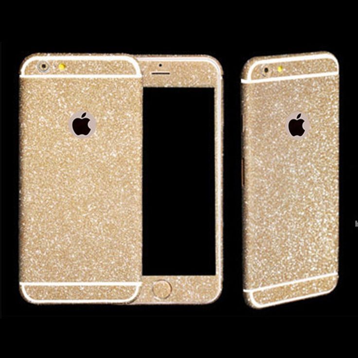 iphone 9 colors. NEW Sparkling Rhinestone Deco Phone 9 Colors Bling Diamond Sticker Film For Apple IPhone 5 5S SE Full Body Glitter Iphone I