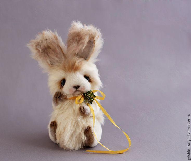 Купить Тедди кролик - тедди кролик, тедди кролик белый, тедди кролик пушистый