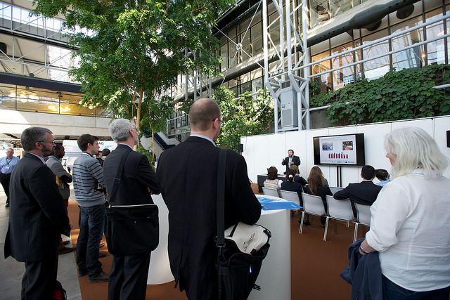 Exhibitors' Presentations, Exhibition Area, #biomass #conference #copenhagen
