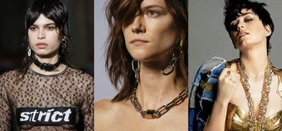 Jewelry necklaces: TOP 10 trends to feel Fall-Winter 2016-2017