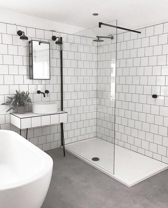 Modern Bathroom Wall Light Mirror Front Led Lighting Waterproof