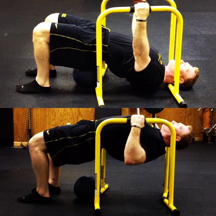 """""""Top 5 pull progressions to do a real Pull Up:  5. Body Rows - use a barbell in a squat rack, any suspension trainer and a #lebertequalizer to name a few.…"""""""