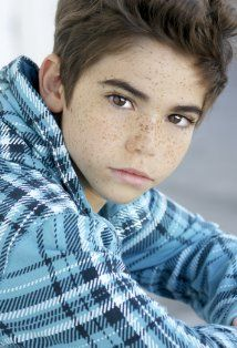 "Cameron Boyce from the show ""Jessie"""