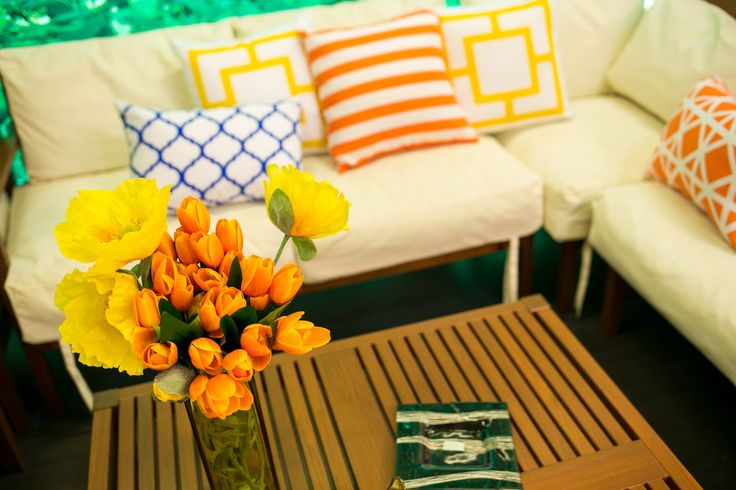 #SpringTime Colores, flores y miles de formas para refrescar cada ambiente.