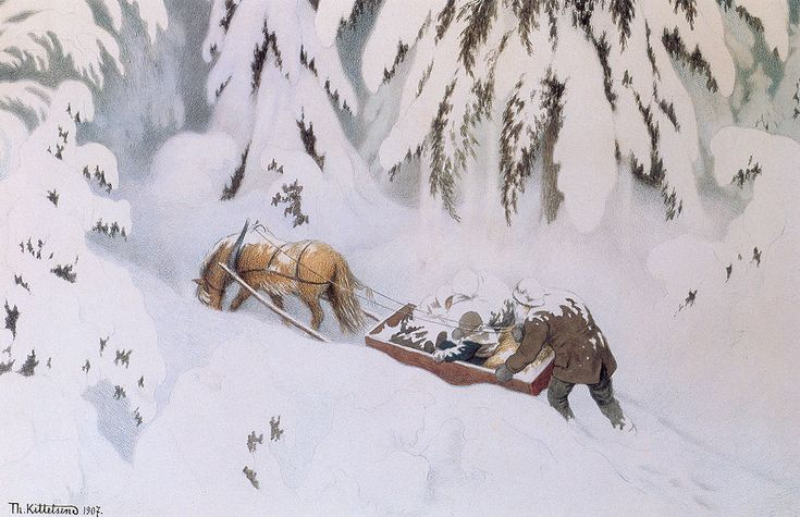 Juletroll - Theodor Kittelsen - Wikipedia, the free encyclopedia