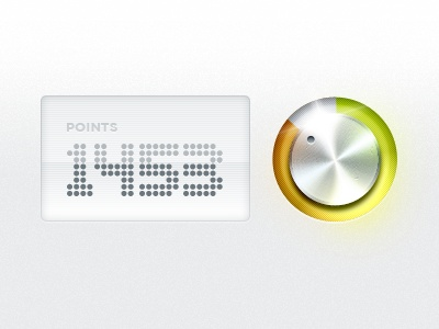 Steps display for Activity    http://dribbble.com/shots/389713-UI-elements