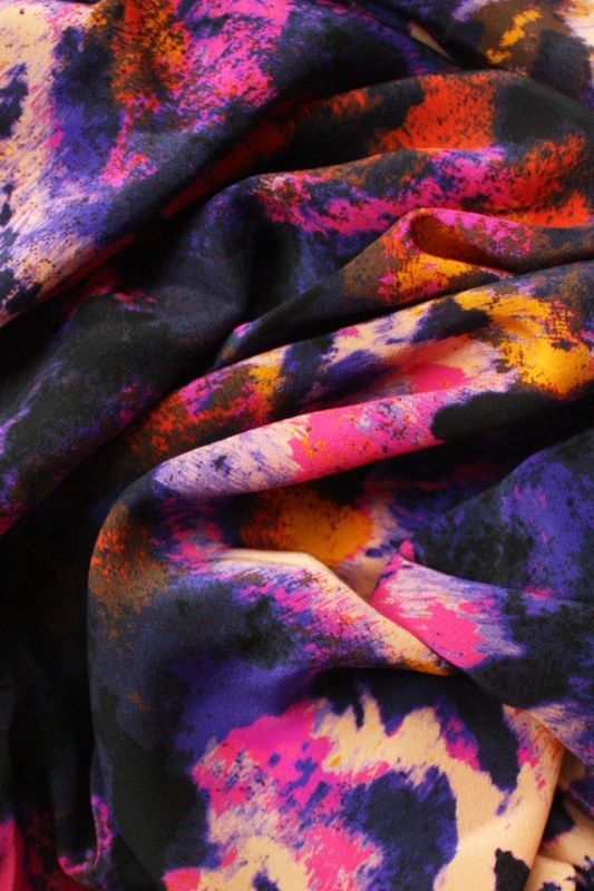 FREE SHIPPING TILL 31/8 Wild Soul Silk Scarf £50.00: Silk Scarfs, Dyed Silk, Amy Sia, Color Op-, Textiles Design, Dyes Inspiration, Colour Inspiration, Silk Scarves, Colour Burst