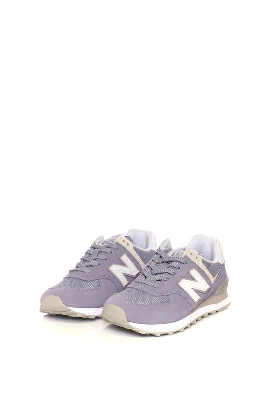b43e5218d3 NEW BALANCE-Γυναικεία sneakers NEW BALANCE 574 μοβ