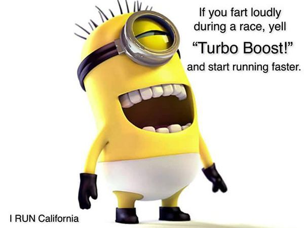 Running Humor 107 If You Fart Loudly During A Race Yell