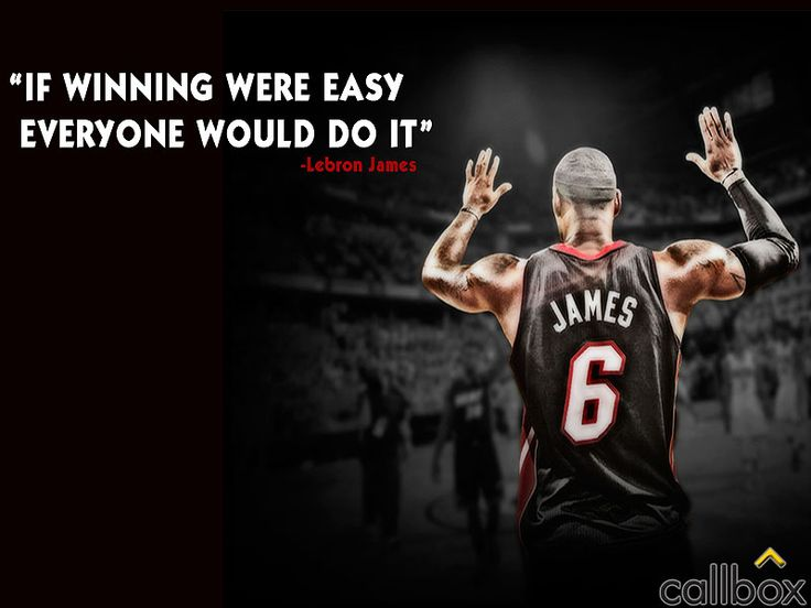 A very inspiring quote from the NBA Finals MVP... | Sofie Joy