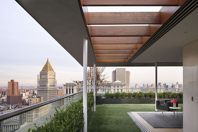 The Cool Hunter - Architecture - TriBeCa Penthouse, NYC