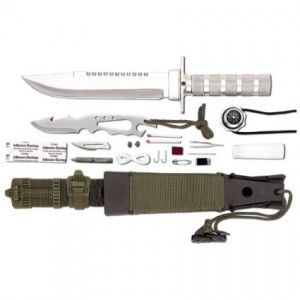 Maxam survival knife review