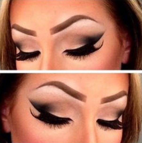 chola makeup | Chola | Pinterest | Makeup, Wings and Shadows