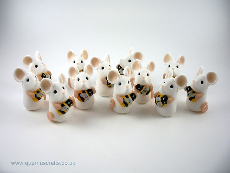 Tiny Manchester Bee Mice
