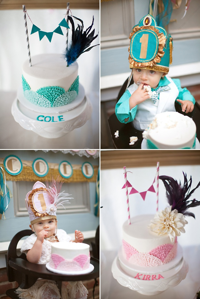 Oh my goodness...Great Gatsby Themed Twins 1st Bday party!!!