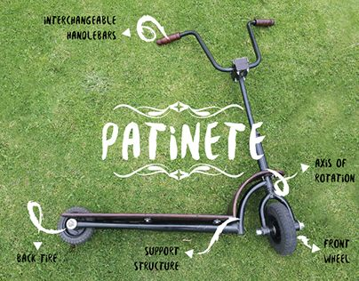 "Check out new work on my @Behance portfolio: ""PATINETE: Scooter Design"" http://be.net/gallery/33337887/PATINETE-Scooter-Design"