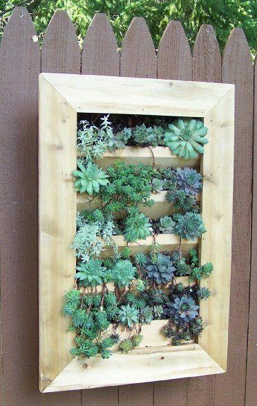 BarHarborCedar Wood Wall Planter & Reviews | Wayfair