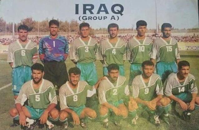 منتخب العراق الاولمبي تصفيات اولمبياد اتلانتا 1996 Soccer Team Association Football Most Popular Sports