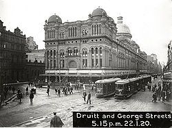 February 25, 1961 – The last public trams in Sydney, Australia, cease operation, bringing to an end the Southern Hemisphere's largest tramway network.