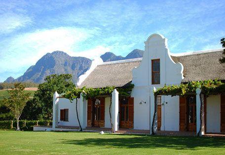 www.sunsafaris.com #Babylonstoren #Farm #Hotel #franschhoek #exterior #winelands