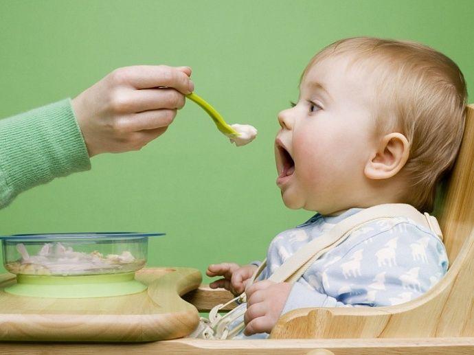 Из санкционного списка исключены продукты для детского питания