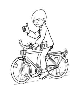 Oefenen voor verkeersexamen - MontessoriNet