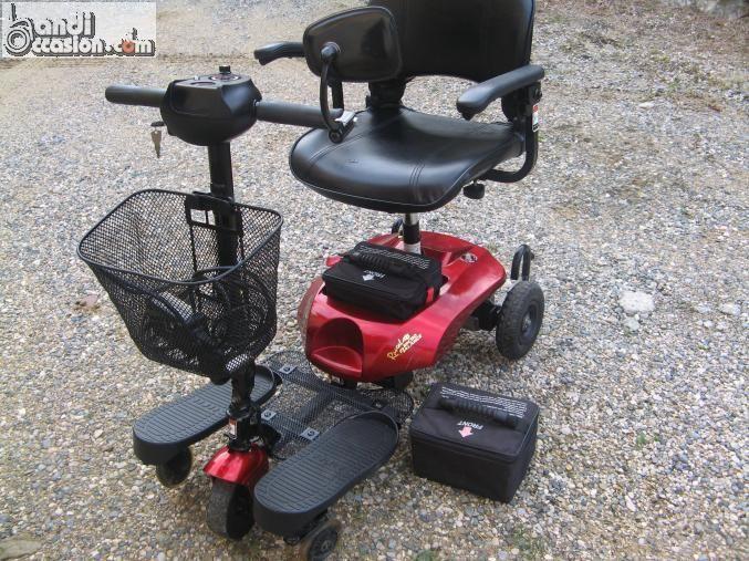 Scooter électrique micro balance - occasion