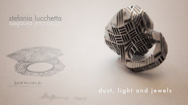 A video about the work of the jewellery designer Stefania Lucchetta, from sketches to construction and finishing of the pieces. http://www.stefanialucchetta.com/  Music by Alberto Mesirca, 'Am Immentun' from the project Alberto Mesirca, Jonas Giger: Response.