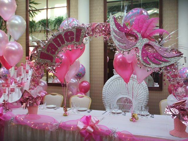 33 best sweet 16 ideas images on pinterest for 16th birthday decoration ideas