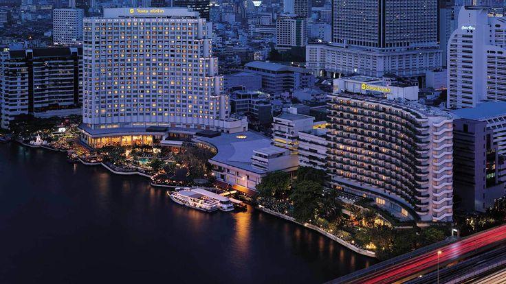 30 best bangkok hotels recommendations images on pinterest for Shangri la barcelona