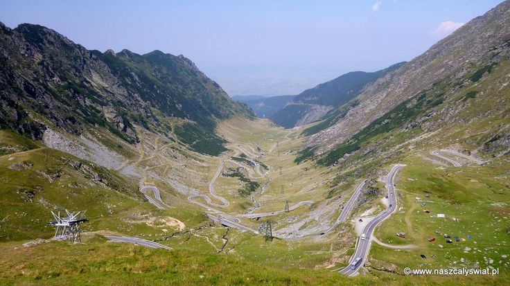 Droga Transfogaraska (Transfăgărășan Road)