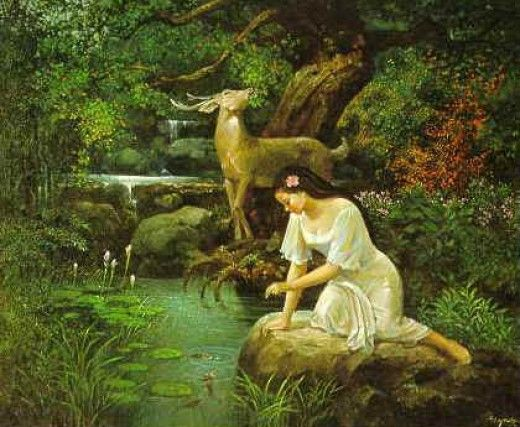 read my article about the famous Filipino fairy/goddesses: https://hubpages.com/religion-philosophy/Maria-Makiling-and-the-Mountain-Goddesses-of-the-PhilippinesPart-1