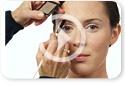 Bobbi Brown 10 step makeup lesson.Nails Makeup, Makeup Ideas, Makeup Beautiful, Makeup Lessons, Step Makeup