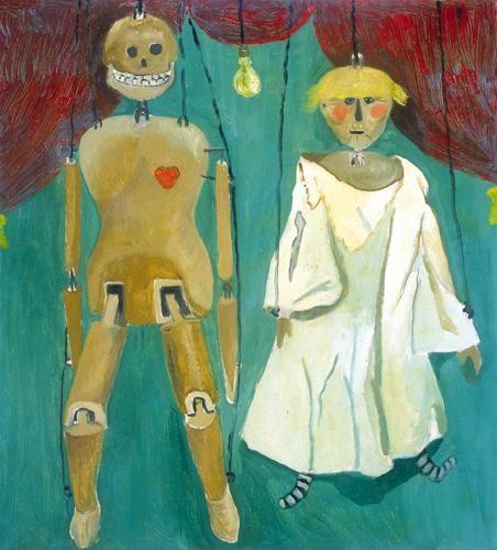 'Élet és halál' (Life and Death), Anna Margit